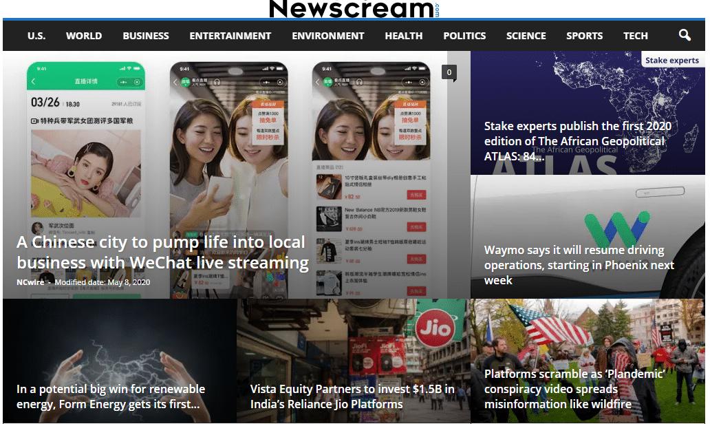Stake experts ATLAS on News Cream