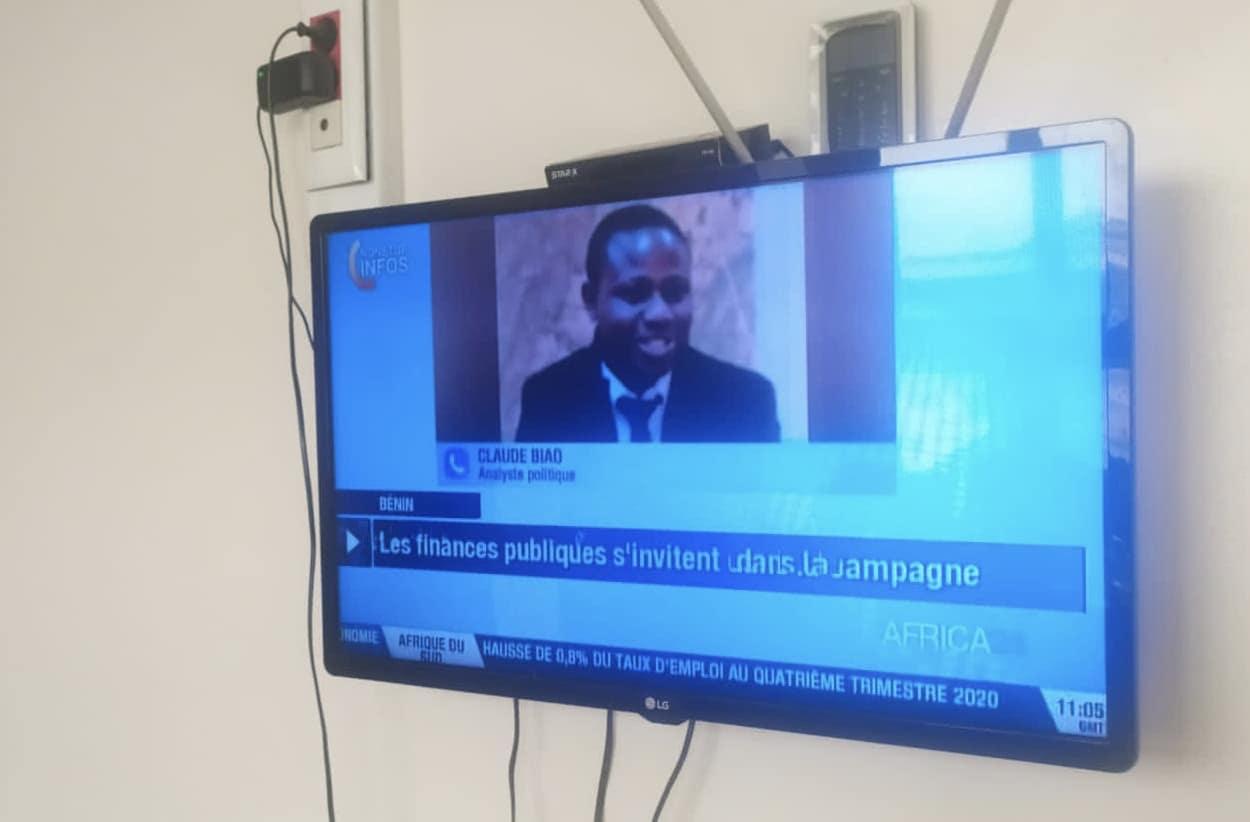 Claude Biao, Africa24